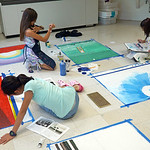 July 13: Art in Action
